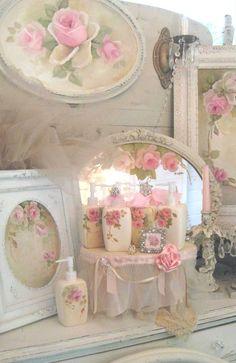 .mooie dingen met roosjes