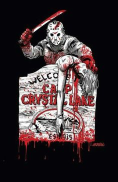 Welcome to Camp Crystal Lake...