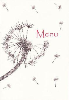 Idée menu.