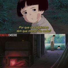 Anime Chibi, Manga Anime, Hotaru No Haka, Studio Ghibli Movies, Iconic Movies, Sad Girl, Tumblr Wallpaper, Romance, Disney Films