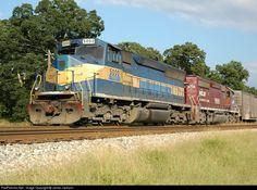 RailPictures.Net Photo: MPEX 5000 Motive Power Industries EMD SD50M-3 at Auburn, Georgia by James Jackson