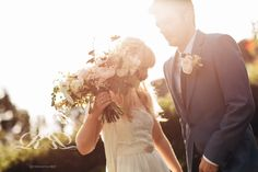 Summer evening weddings. Rebecca Roundhill Photography.