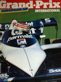 1983 EUROPEAN GRAND PRIX 1983 BRANDS HATCH NELSON PIQUET BRABHAM BT52 PROST RE40 | eBay Grand Prix, Formula 1, Celebration, Ebay