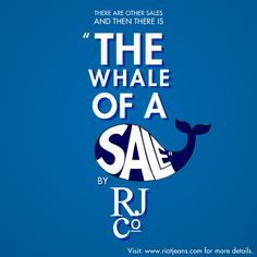 The Whale of a sale by Riot Competitor Analysis, Design Agency, Digital Media, Mumbai, Whale, Digital Marketing, Branding, Social Media, India