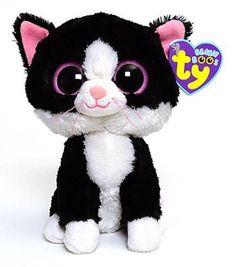 c0b0b0ac7c0 Ty Beanie Boo s Baby Kitten Kitty Cat