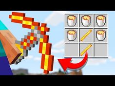 We added 100 NEW Crafting Recipes in Minecraft - YouTube Minecraft Creations, Minecraft Houses, Crafting Recipes, Everyday Hacks, Butterfly Wall Decor, Terraria, Thunder, Ads, Cool Stuff