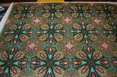 Beaded Embroidery, Cross Stitch, Rugs, Inspiration, Fabrics, Home Decor, Beads, Colors, Pattern