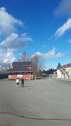 Last stop Courtenay BC Canada