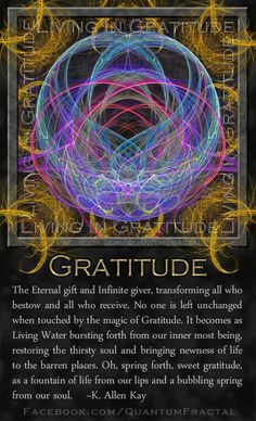Gratitude - The Eternal Gift