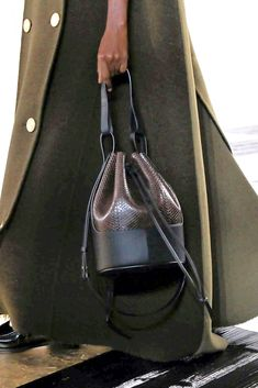 Loewe, Sling Backpack, Backpacks, Fall, Fashion, Autumn, Moda, Fall Season, Fashion Styles
