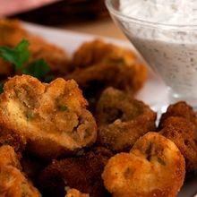 Η περίφημη συνταγή του ονομαστού Βιεννέζικου εστιατορίου Figlmuller για να απολαύσετε τα πιο τραγανά σνίτσελ μανιταριού.