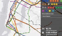 Build the NYC subway system of your dreams (or dystopia) with this interactive…