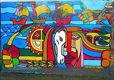 murales ramona parra - Buscar con Google