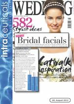 Our 6 week treatment course with skincare will ensure you are glowing for your big day! #IntraceuticalsWedding