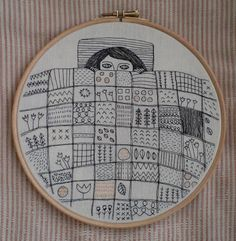 Embroidery – Page 5 – Embroidery hoop art Embroidery inspiration Hand embroidery patterns Embroidery projects Hand embroidery stitches Embroidery flowers Blackwork Embroidery, Embroidery Needles, Modern Embroidery, Embroidery Hoop Art, Cross Stitch Embroidery, Embroidery Patterns, Machine Embroidery, Embroidery Sampler, Bordados E Cia