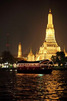 Loy Nava Romantic Dinner Cruise Superior Package      A luxury rice barge journey into Thai culture and the Thai heart. Five star dining, traditional culture and touring, on the only original antique ...