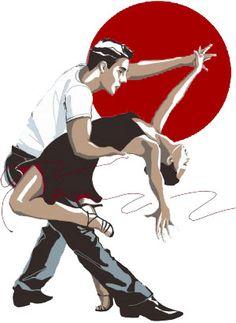 logo for kizomba   Kizomba, más que un baile Danse Latino, Latino Art, Learn Salsa, Salsa Dance Lessons, Tango Art, Dancing Drawings, Dancing Sketch, Salsa Bachata, Dance Paintings