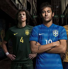 FIFA World Cup 2014 Brzail Brazil kits World Cup 2014