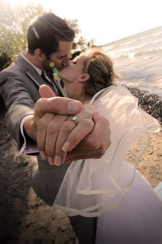 Romantic Beach #Wedding #Photography Session.