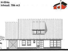 Woning type H-004a door Bouw en Woonburo Dannenberg www.dannenbergbouw.nl