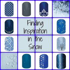 Enjoying a snow day? It's the perfect time to shop for new Jamberry nail wraps! cariyoung.jamberrynails.net