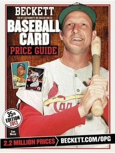 Beckett Baseball Card Price Guide 2013 by Brian Fleischer.  22.66. Series -  Beckett Baseball 5d084201a
