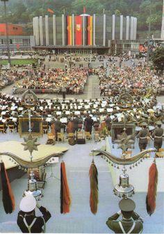 Arbeiterfestspiele der DDR | by Schellenbaumträger