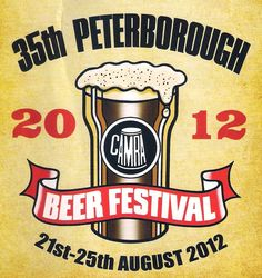 YOU CAN SEE THIS BEER FESTIVAL FROM OUTER SPACE. The Uk's second largest Beer Festival in Peterborough, Cambs
