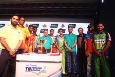 Tamil Nadu Premier League (TNPL) starts today (24.8.2016) at MA Chidambaram Stadium, #Chennai in between the Chepauk Super Gillies and Tuti Patriots teams. For #sports #updates - www.chennaiungalkaiyil.com