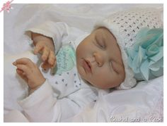 CUSTOM ORDER FOR BALD BABY DOLL UP TO 21 IN.    All of the photos show babies that were reborn by me, and show my actual work. I have been