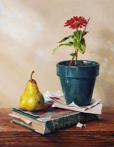 Paint a Still Life with Pam Carroll on http://www.artistsnetwork.com