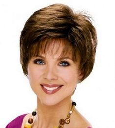Fabulous over 50 short hairstyle ideas 41