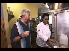 THE GENERAL STORE - diners drive ins and dives and throwdown with bobby flay