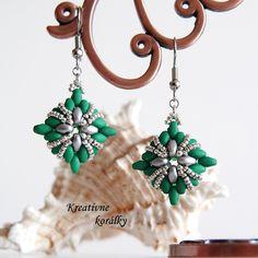 E-shop Kreatívne korálky - originálne šperky, bižutéria a darčeky, handmade výroba, ručná práca. V ponuke je bižutéria a šité šperky pre ženy - náušnice, náramky, náhrdelníky, prívesky a retiazky. Šperky vyrábame aj technikou Bead Embroidery - korálková výšivka. Ponúkame tiež korálky, rôzne druhy, bižutérne komponenty a iný materiál na výrobu bižutérie.
