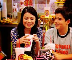Carly and Freddie (iCarly)