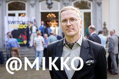 Mikko Hyppönen rakensi raudanlujan henkilöbrändin