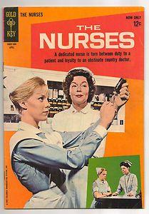 The Nurses Comic #1 (1963)