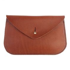 Aubry Pouch- Tan by Miller and Jeeves