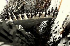 lego Lord Of The Rings Battle Of Helms Deep  there's nothing better !