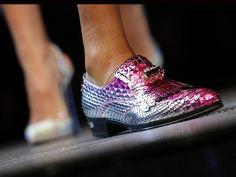 Milan Fashion Week: zapatos de pasarela