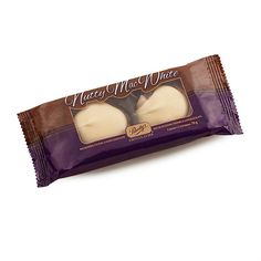 Nutty Mac White - Twos - Purdys Chocolatier White Chocolate, Caramel, Mac, Packing, Sticky Toffee, Bag Packaging, Candy, Poppy