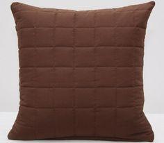 Hnedý ozdobný návlek na vankúš k prehozu Throw Pillows, Montessori, Toss Pillows, Cushions, Decorative Pillows, Decor Pillows, Scatter Cushions