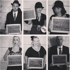 Discover ideas about roaring twenties party Roaring Twenties Party, Roaring 20s Birthday Party, Roaring 20s Theme, Gatsby Themed Party, 30th Party, 30th Birthday Parties, Nye Party, Roaring 20s Wedding, 1920s Theme