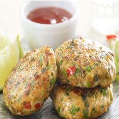 YUMMY THAI FISH CAKE RECIPE
