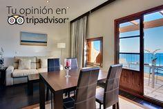 ¿Has estado alojado en nuestro resort? Entonces tu opinión no puede faltar en #TripAdvisor #PuebloAcantilado #PuebloAcantiladoSuites #Opinión #Resort #Comentarios