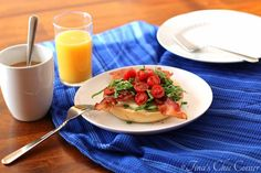 <p>Breakfasts on the weekend are calorie free, right? I'm all about the bacon, about the bacon, about the bacon. Can you hearing me singing that tothis tune? What a catchy song.  I briefly considered all the fatty bacon and loads of carbs in the bagel. However, I had acravingforbacon. …</p>