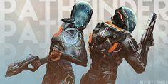 Mass Screencap Effect — mervley: You'll be exploring an all-new...