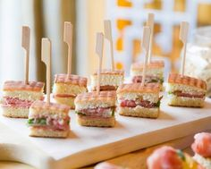 Mini Sandwich Bites