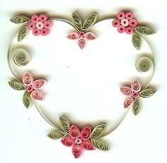 quilling flowers. Craft ideas 8485 - LC.Pandahall.com