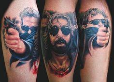 amazing boondock saints tattoo